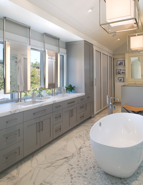 Donna S Blog Gray Bathroom Cabinets Asid San Go Chapter