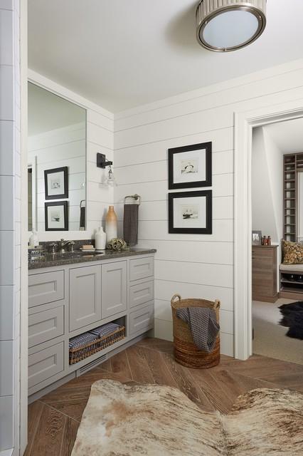 Asid showcase house master bathroom beach style for Beach house master bathroom