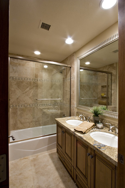 Aster Drive Kids Bath Remodel - Traditional - Bathroom ...