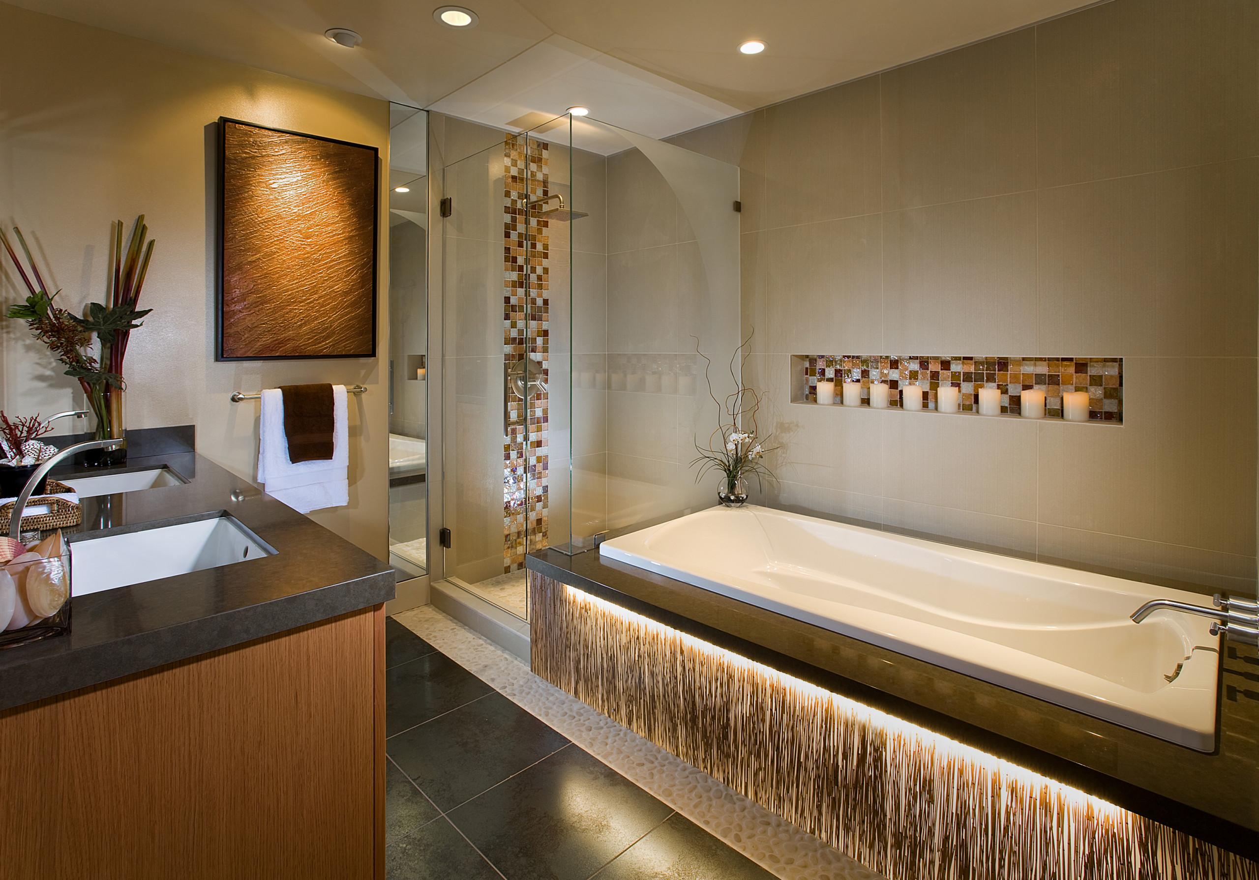 Astoria Master Bathroom - Irvine