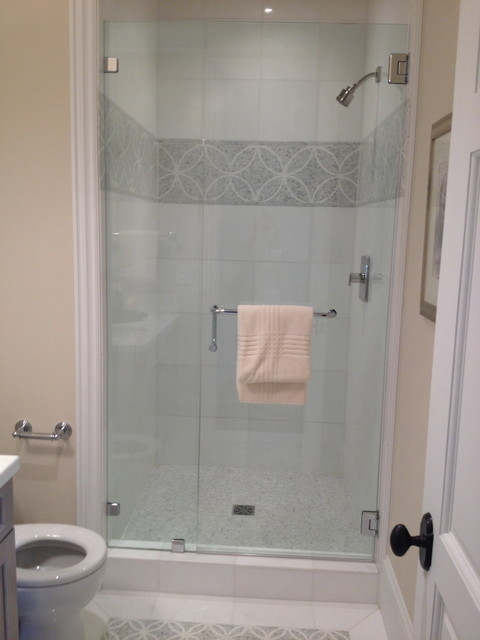 Atherton Spec traditional bathroom