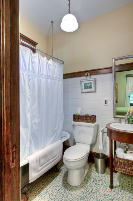 Atlanta Bungalow Renovation craftsman bathroom. Atlanta Bungalow Renovation   Craftsman   Bathroom   Atlanta   by