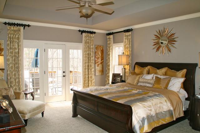Atlanta Furniture - Bedroom traditional-bathroom