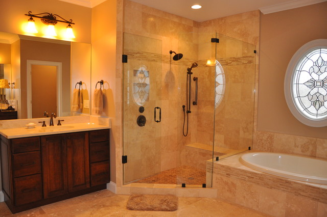 Atlanta master bathroom Bathroom design centers atlanta