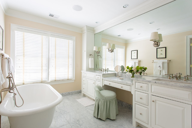 Atlanta residence Bathroom design centers atlanta