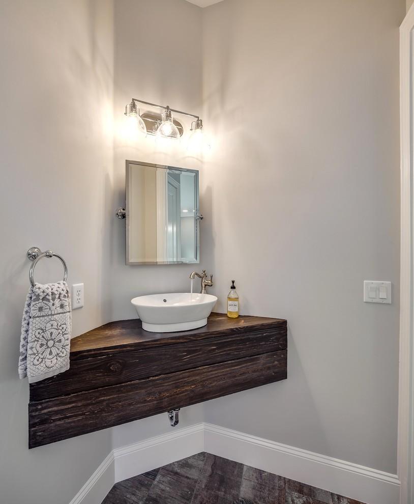 Atlantic Beach Custom Home - Beach Style - Bathroom ...