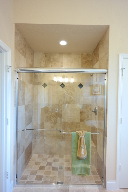 Atlantis Model Home traditional-bathroom