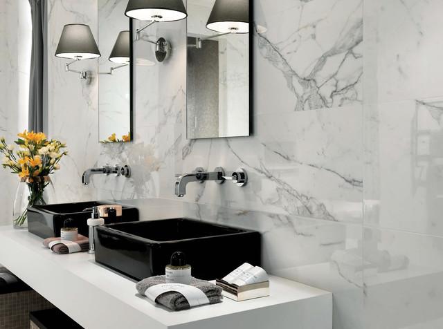 Atlas Concorde Marvel Bathroom Contemporary Bathroom New York - Atlas bathroom remodel