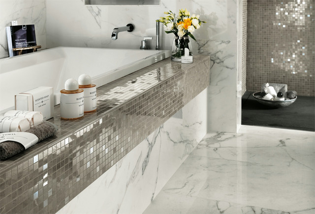 Atlas Concorde Marvel Bathroom Contemporary Bathroom