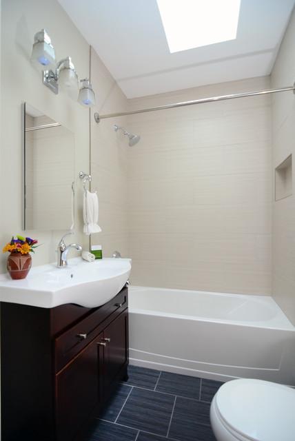 Atlas Hall Bath contemporary-bathroom