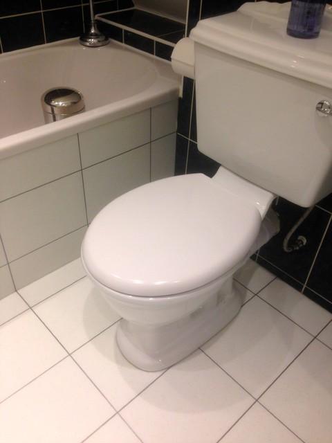 Attic 9x12 bathroom tiles for 9x12 bathroom design