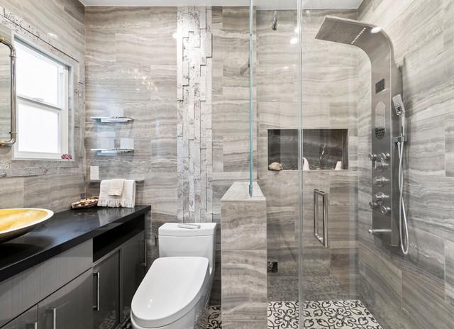 Aer Village Bathroom Tiles