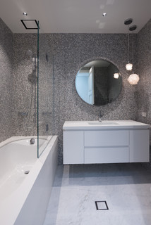 auckland apartment contemporary bathroom auckland by bonham