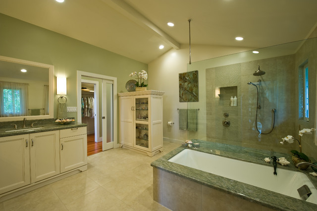 Auloa mist master suite remodel for Bath remodel hawaii