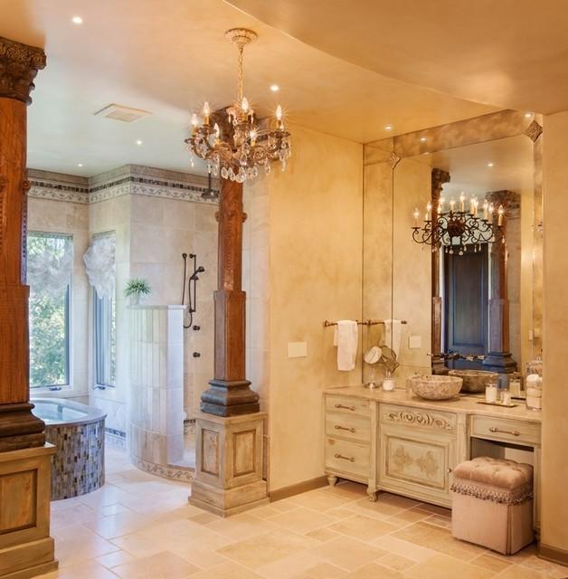 Austin ranch mediterranean bathroom other by for Bathroom interior design austin tx