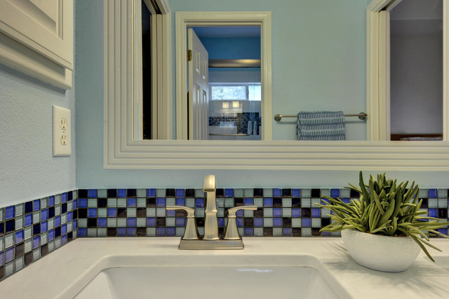 Austin Texas Remodel Rustic Bathroom Austin By Interiors By Laura Llc