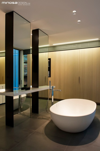 Australian bathroom design of the year kbdi hia modern bathroom Modern australian bathroom design
