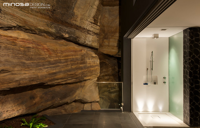 Australian Bathroom Design Of The Year   KBDi U0026 HIA Modern Bathroom