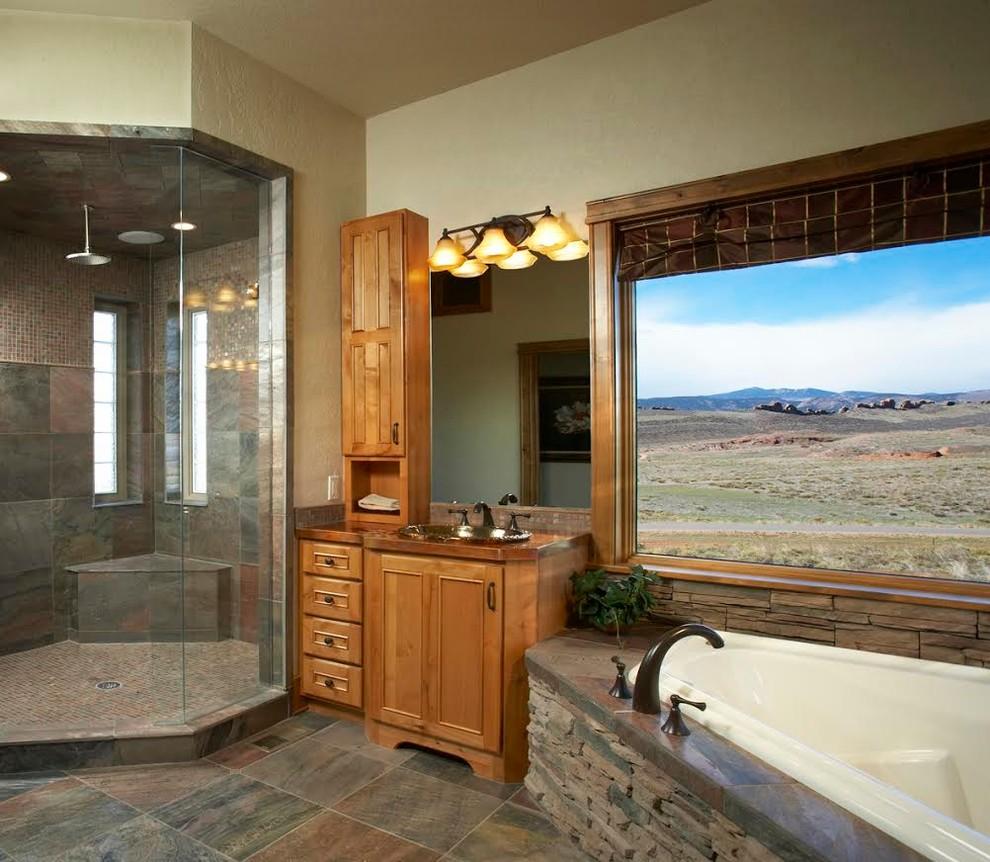 Avalon - Rustic - Bathroom - Orange County - by Eheart ...
