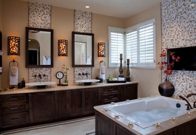 Award Winning Bath Traditional Bathroom San Diego