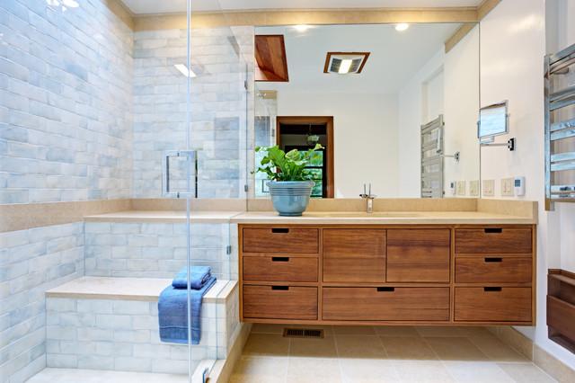 Award Winning Bathroom By Bilgart Design Contemporary