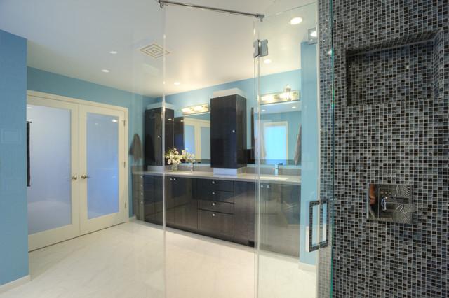 Award Winning Bathroom Contemporary Bathroom