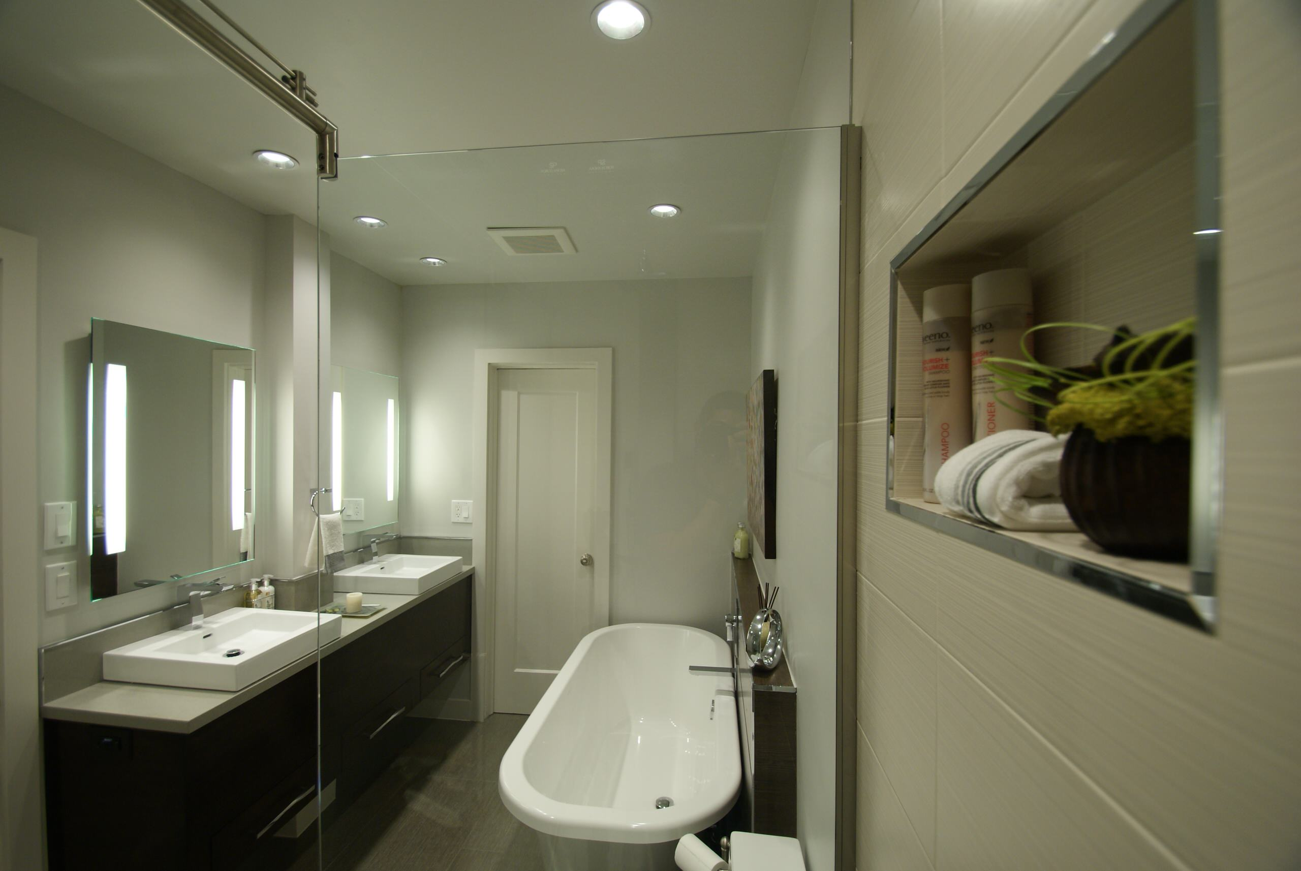 Award Winning Bungalow Bath Remodel