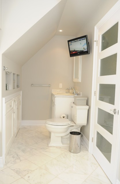 Award winning ensuite traditional bathroom for Award winning bathroom designs