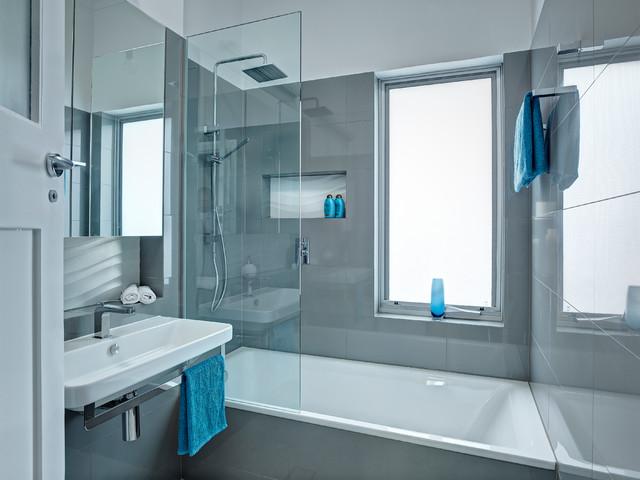 Award winning futuristic bathroom design modern for Adelaide design