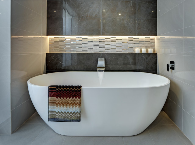 Award Winning Large Bathroom Design Contemporary Bathroom Adelaide By Brilliant Sa