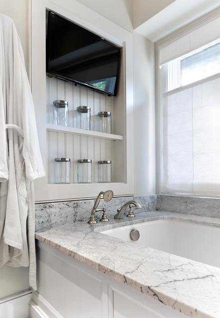 award winning master bathroom transitional bathroom charleston by distinctive design. Black Bedroom Furniture Sets. Home Design Ideas
