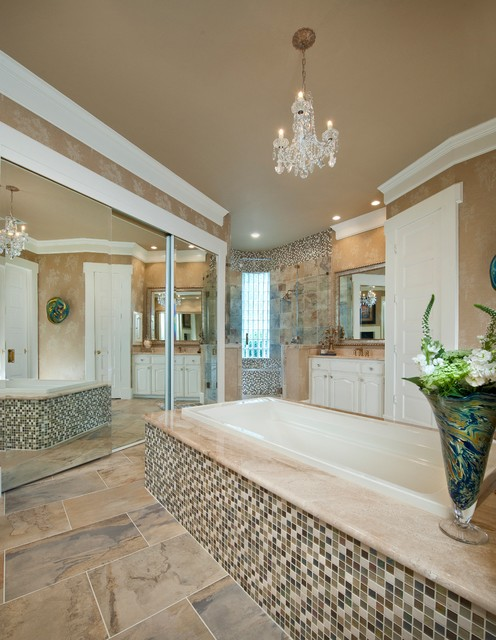 award winning master bathroom retreat transitional