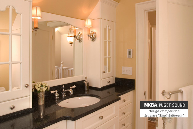 Award winning remodeling projects traditional bathroom for Award winning bathroom designs