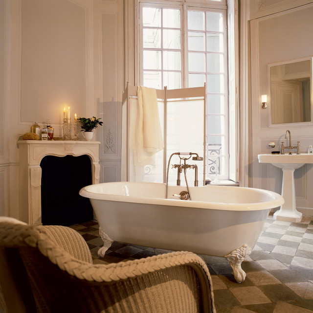 Axor Montreux traditional-bathroom