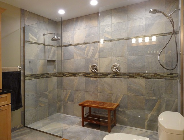 Small Bathroom Remodel On A Budget Showers Walk In