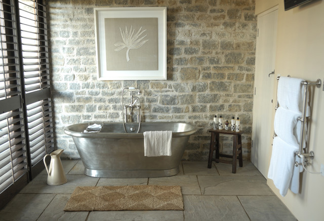 Babington house country bathroom dorset by william for Holland kitchen bathroom design ltd