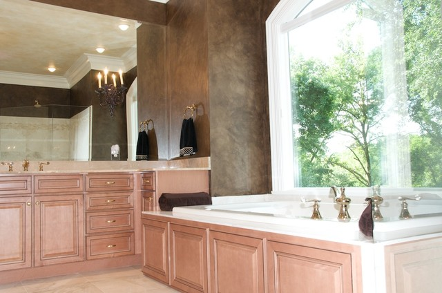 Bachelor Pad - Traditional - Bathroom - st louis - by ...
