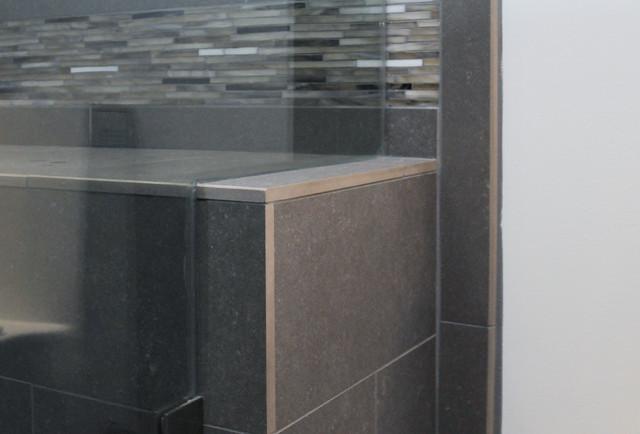 Bachelor's bathroom contemporary-bathroom