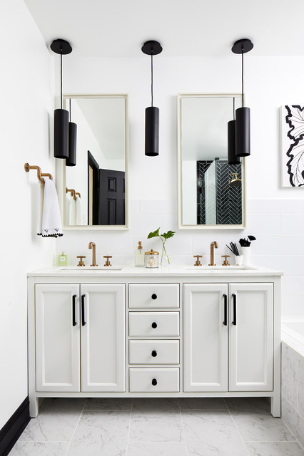 Bathroom Sink Size Guide Houzz