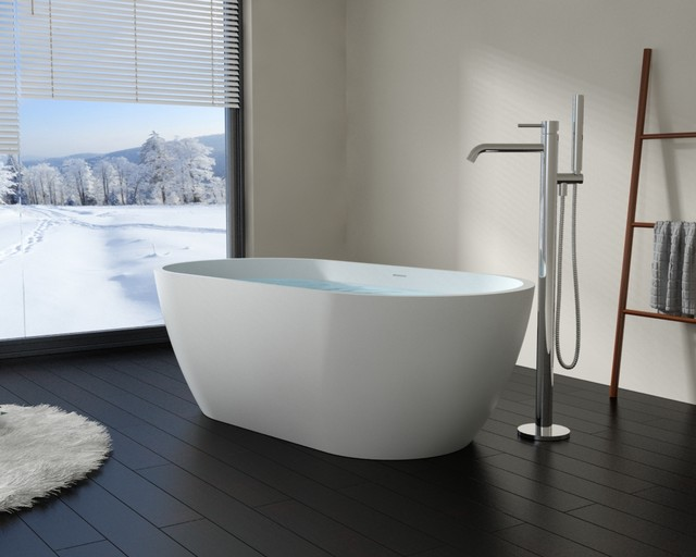 badeloft freestanding bathtub 39 bw 02 39 upc certified. Black Bedroom Furniture Sets. Home Design Ideas