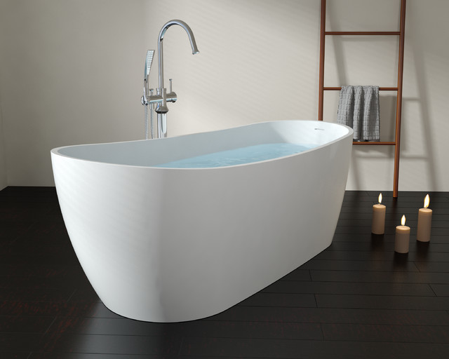 badeloft freestanding bathtub 39 bw 09 39 upc certified. Black Bedroom Furniture Sets. Home Design Ideas
