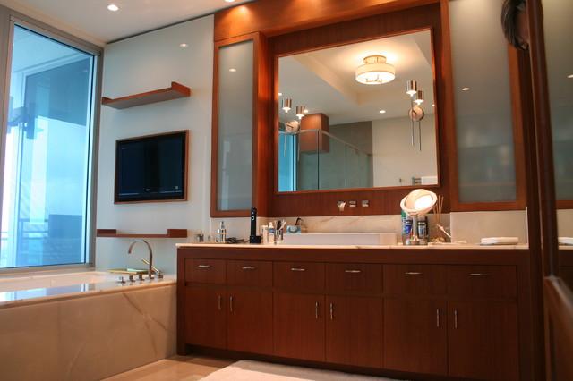 BAL HARBOUR contemporary-bathroom
