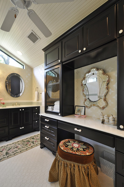 Balcones Hills Whole House Renovation traditional-bathroom