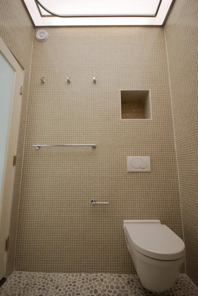 Baldwin Hills European Style Shower / Bath - Contemporary ...