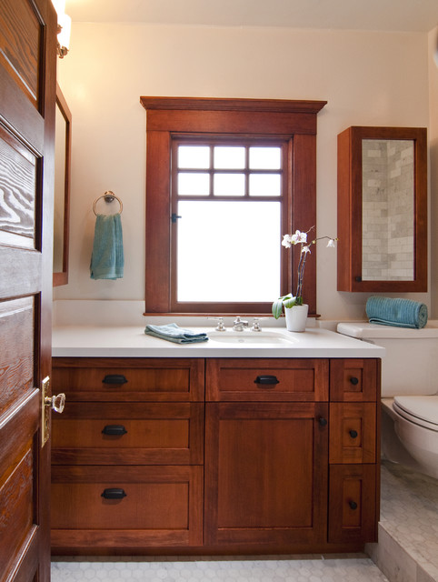 bali construction craftsman bathroom san francisco