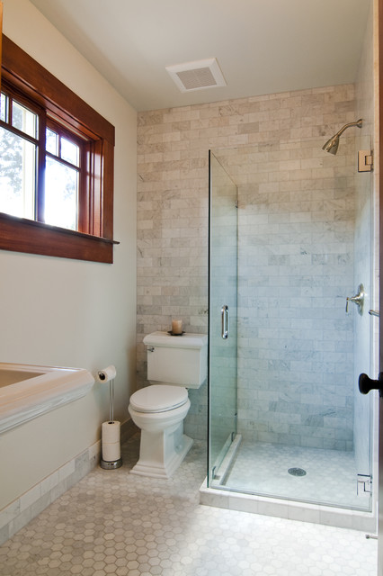 Bali construction craftsman bathroom san francisco for Bungalow bathroom designs