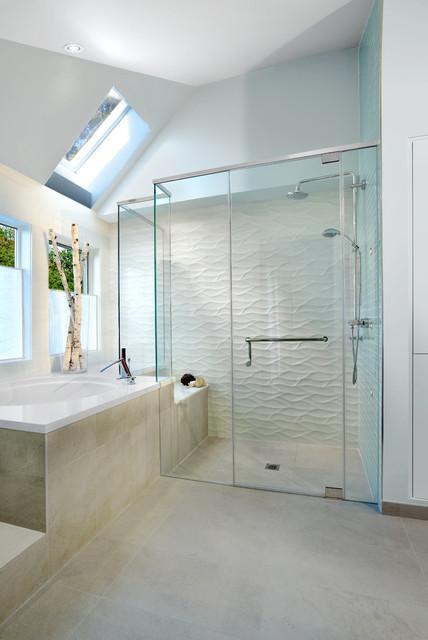 Balmy Project   Master En Suite Bathroom Beach Style Bathroom