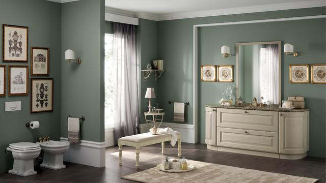 Baltimora Bathroom - Scavolini - Classico - Stanza da Bagno ...