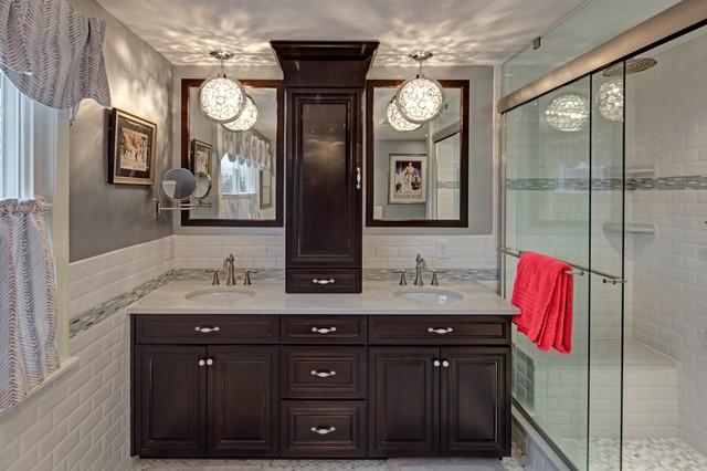 Baltimore Master Bath Traditional Bathroom baltimore