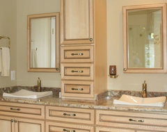 Baltimore Master Bath contemporary-bathroom